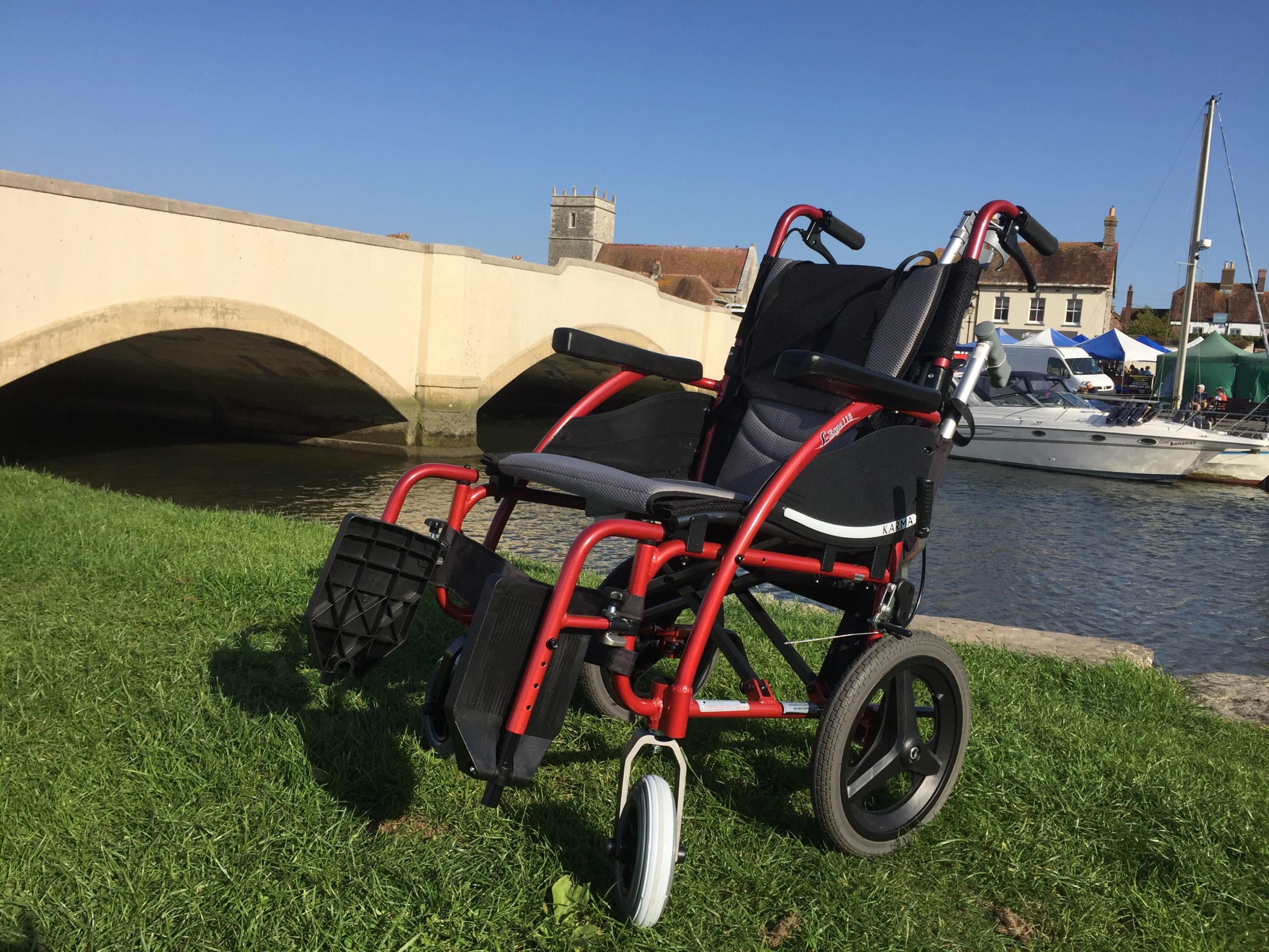 Wheelchair Hire in Swanage, Wareham, Bere Regis, Lytchett Matravers, Wool, Winfrith