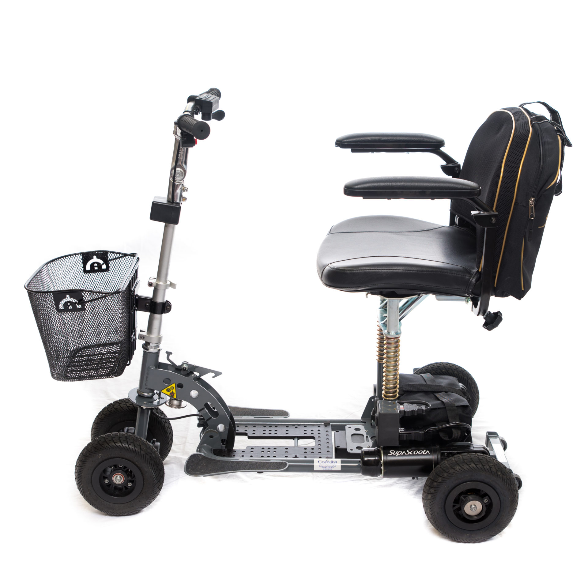 SupaScoota Sprint HD02 Mobility Scooter