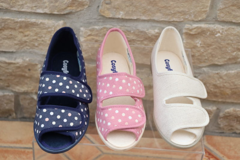 Cosyfeet Molly Ladies Footwear